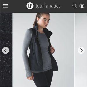 Lululemon Go the Distance Vest